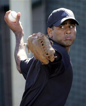 Indian pitcher