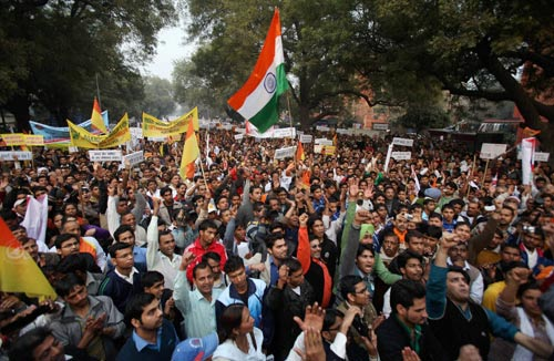 IndiaprotestDelhi