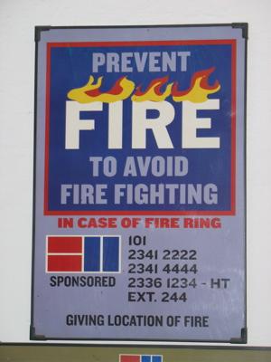 Avoidfire